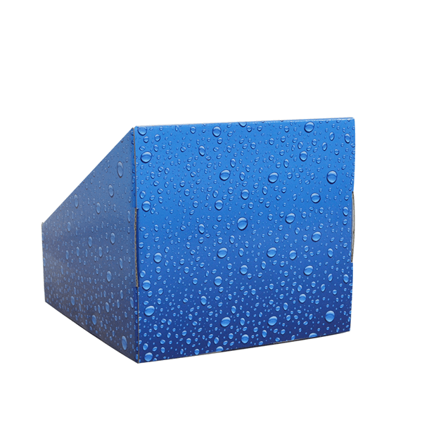 counter display box for mini umbrella