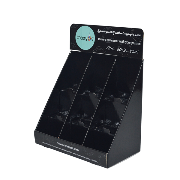 Top Quality Counter Display Stands For Jewelry