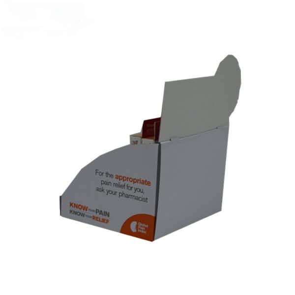 paper counter display stand