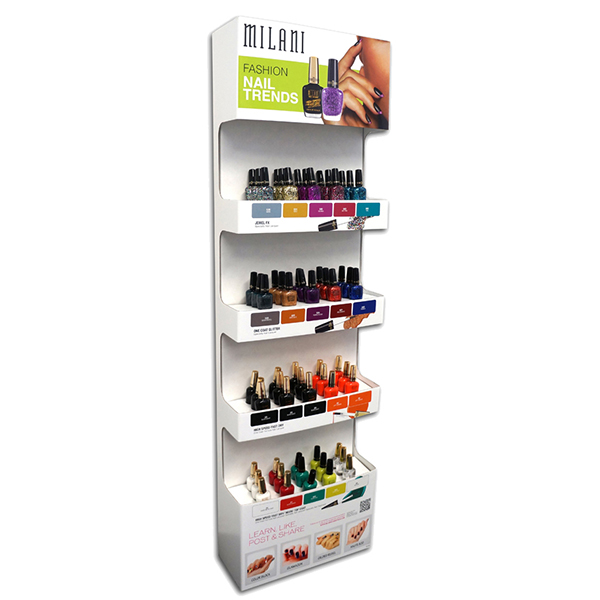 Eye-catching Nail Polish Display Stand HLD-CD001