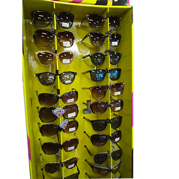 sunglasses display rack