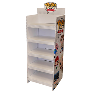 Custom Funko POP Display Stand With Factory manufacturer