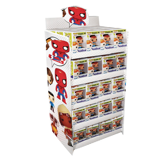 Funko POP Display Stand For Retail Store HLD-CFD003