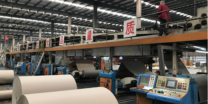 cardboard display factory