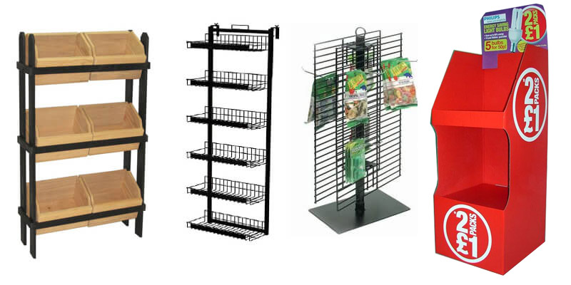 retail display manufacturers