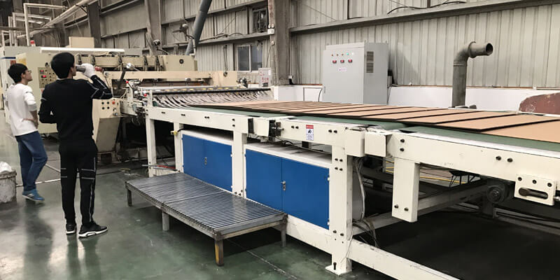 cardboard display stands factory