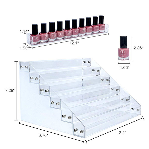 nail polish display