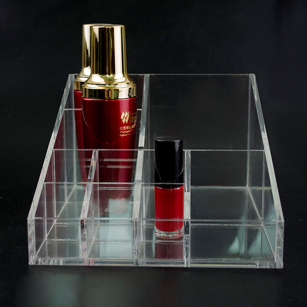 Factory Customized Acrylic Lipstick Holder HLD-A016