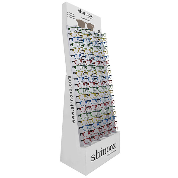 Stable Multi-layer Sunglass Display Stand HLD-YPZ043