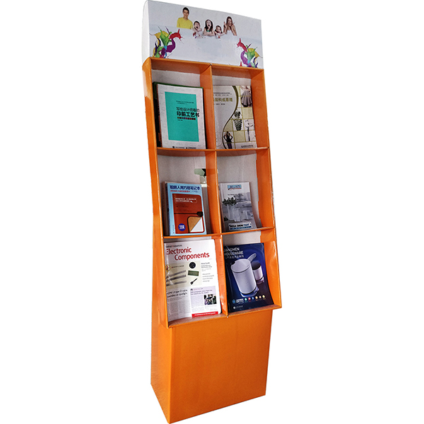 Book Display Racks HLD-BK007