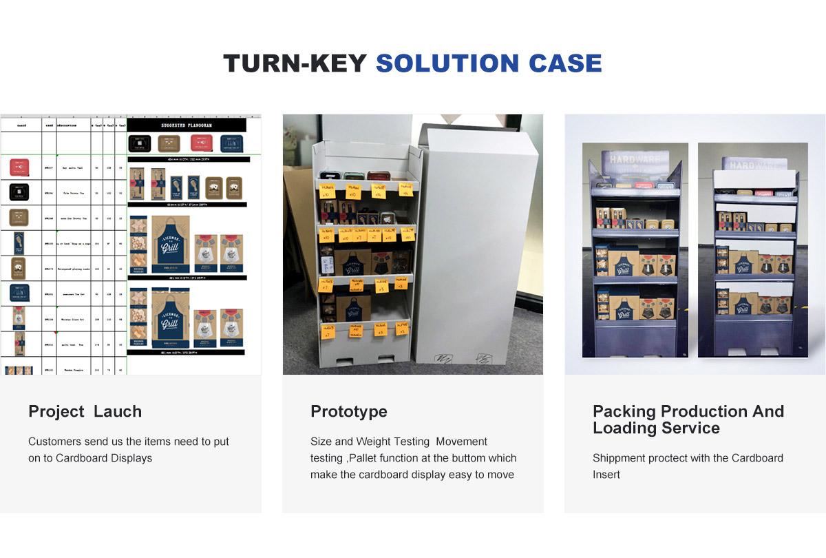 turn-key solution case of lanshow  holiday display