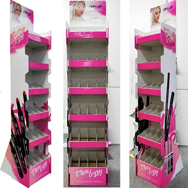 Requirements for Cosmetic Display Stands to Enter Large Shopping Malls ——Propos Cardboard Display