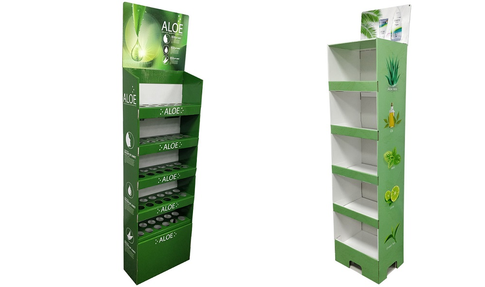 propos cosmetics display stand
