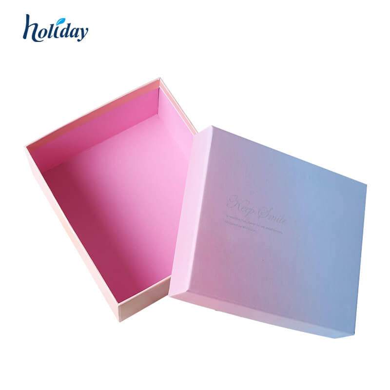 Holiday Custom Wholesale Luxury Gift Ring Paper Jewelry Eco-Friendly Packaging Box