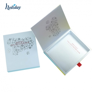 Custom Luxury Magnet Folding Box With Cosmetic Mask Luxury Packaging Box