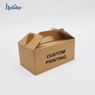 Wholesale Unique Style And Wonderful Kraft Paper Box With Window For Packing Candy