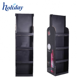 Cardboard Display Stand For Greeting Cards In Display Racks