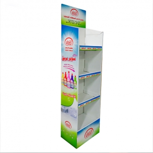 2021 New Products China Hot sales Cardboard Paper Toys Shelf Display Stands Racks For Retail Store