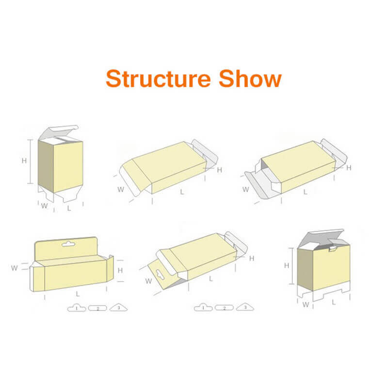 5.structure show