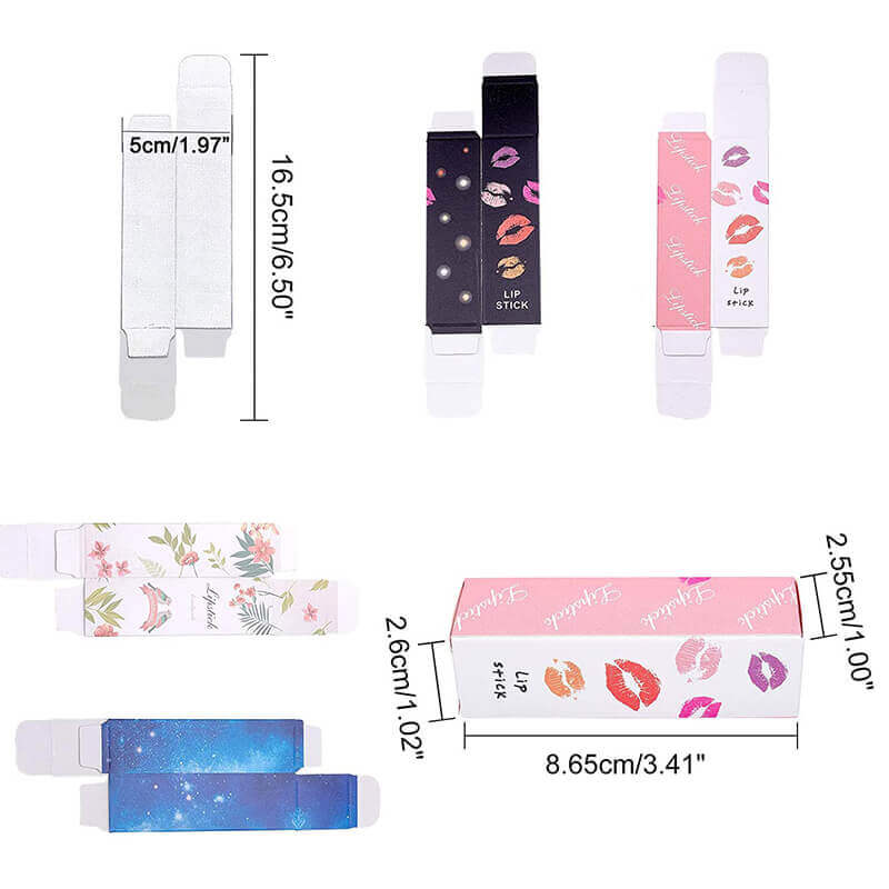 5.Lipstick packing box