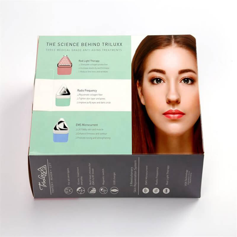 6.Cosmetic Packaging Boxes