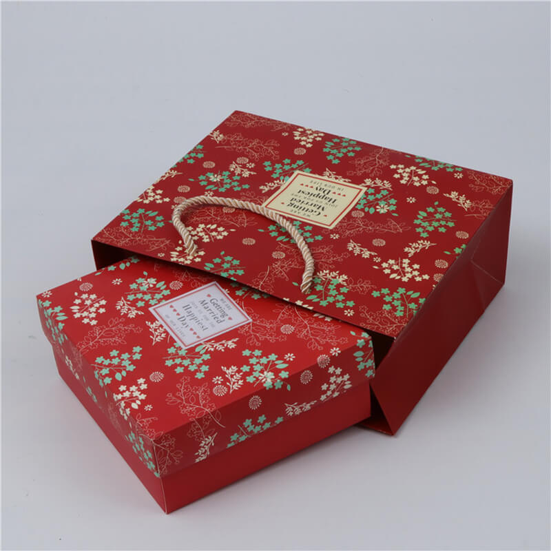 3.red gift box