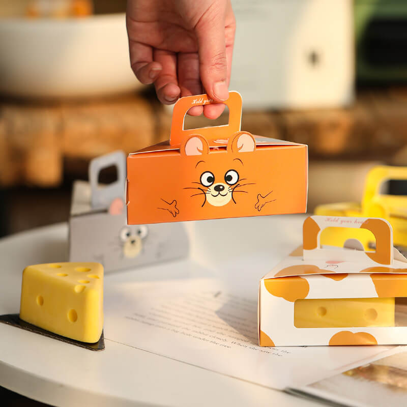 Portable Triangle cheese box